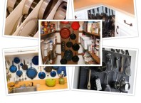 8 brilliant ways to store your kitchen iron sets