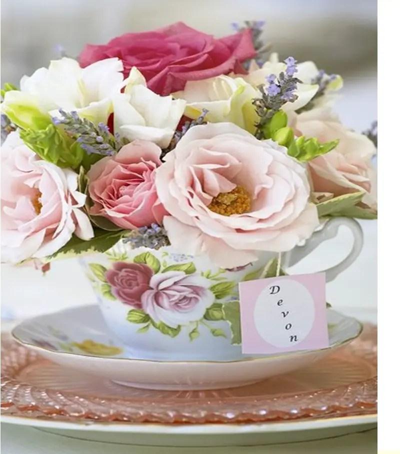 Spring floral arrangement 2