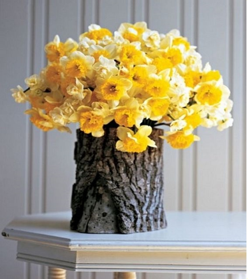 Spring floral arrangement 4