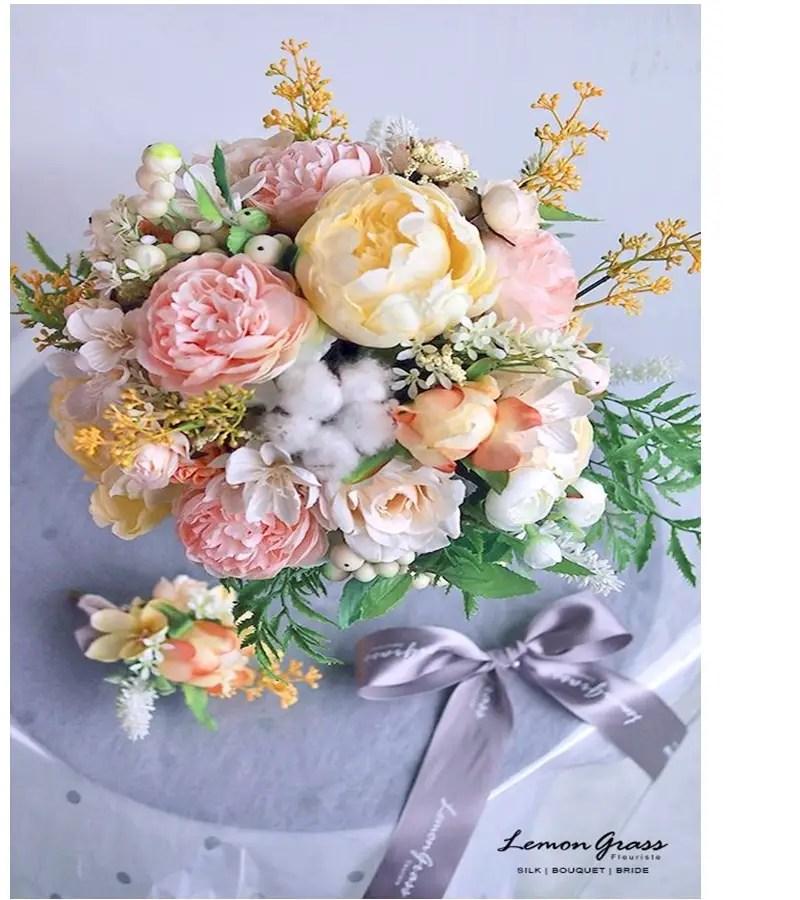 Spring floral arrangement 5