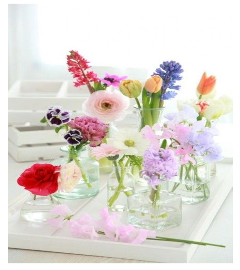 Spring floral arrangement 9