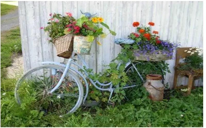 Vintage garden ideas 6