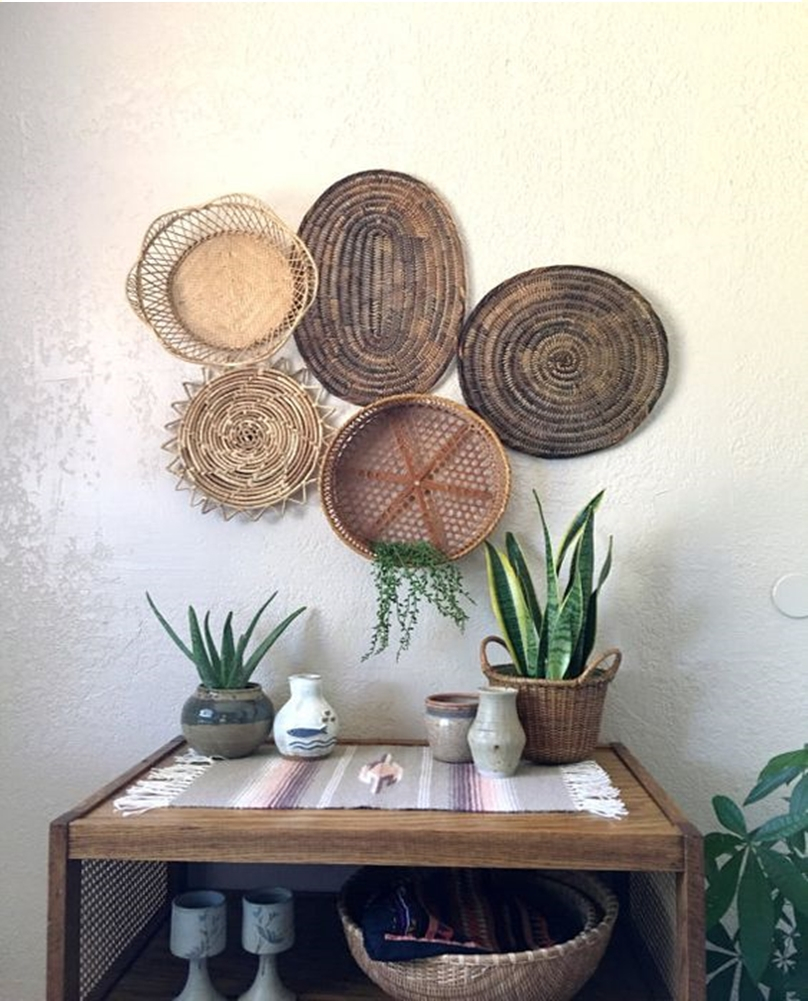 Rattan decoration ideas 5