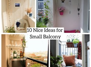 Smallbalcony