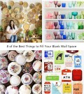 8 of the best things to fill your blank wall space
