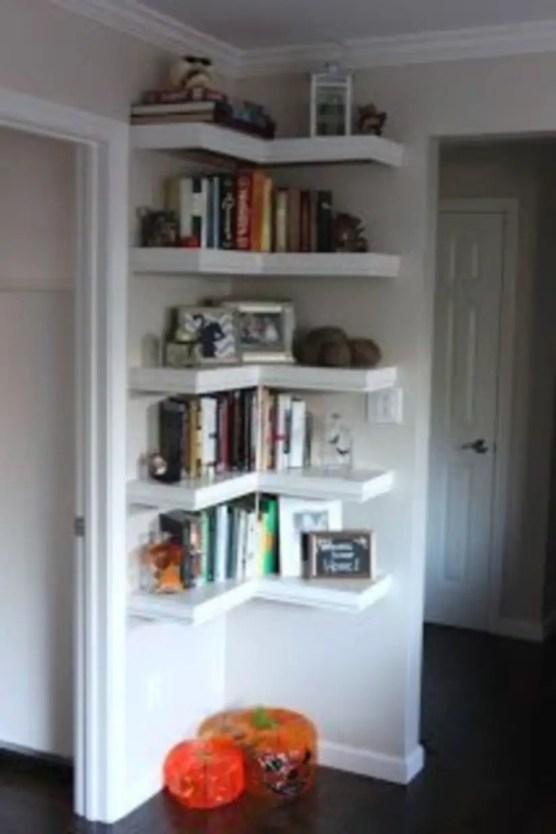 Genius corner storage ideas to upgrade your space 25
