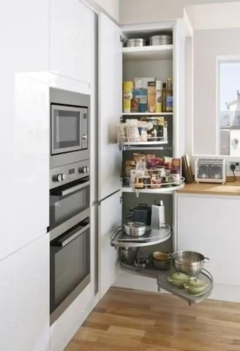 Genius corner storage ideas to upgrade your space 29