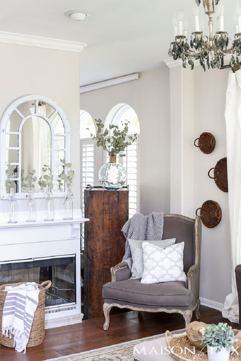 Shabby-chic escape