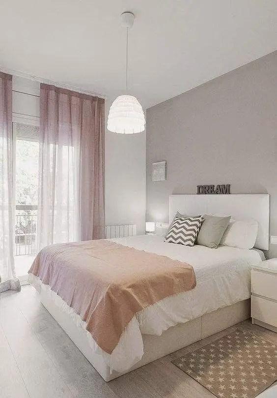 Classic and vintage farmhouse bedroom ideas 16