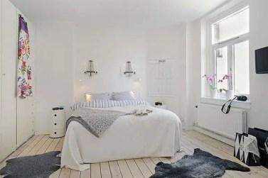 Classic and vintage farmhouse bedroom ideas 22