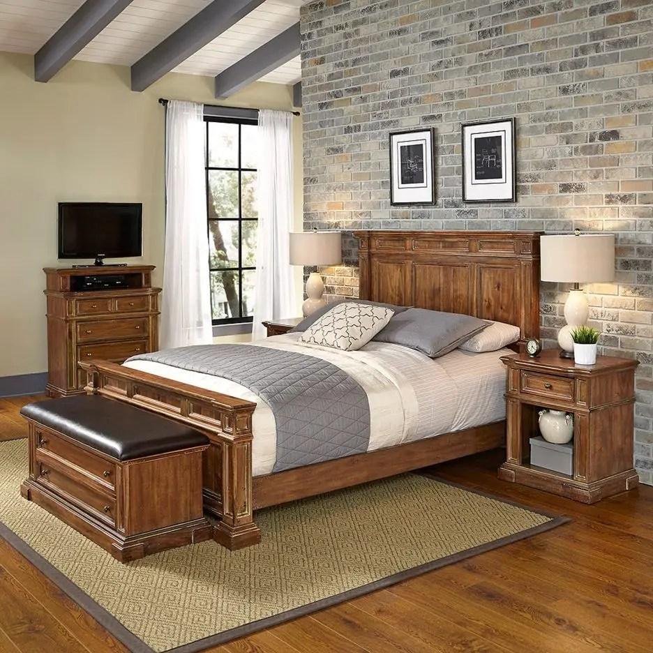 Classic and vintage farmhouse bedroom ideas 42