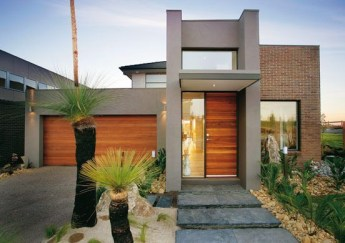 Exterior paint colors for house with brown roof 40