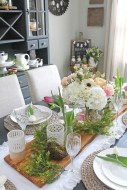 Awesome decor ideas to transition your home for springtime 07