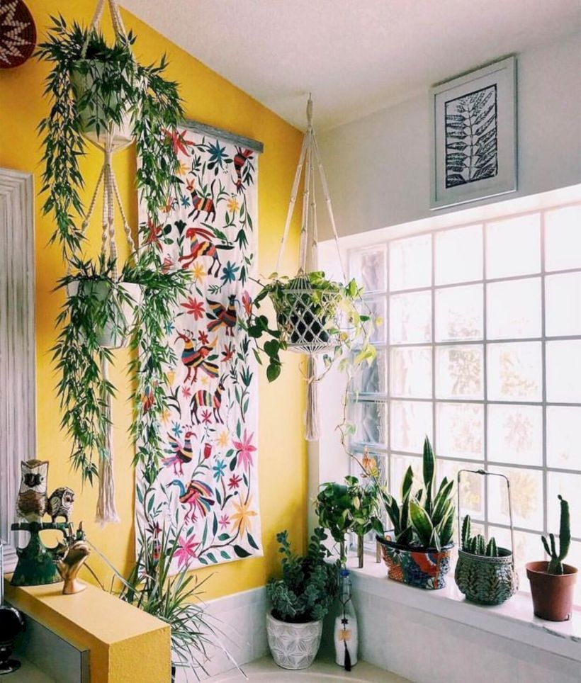 Awesome decor ideas to transition your home for springtime 11