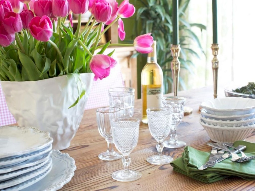 Awesome decor ideas to transition your home for springtime 35