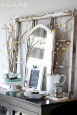 Awesome decor ideas to transition your home for springtime 40