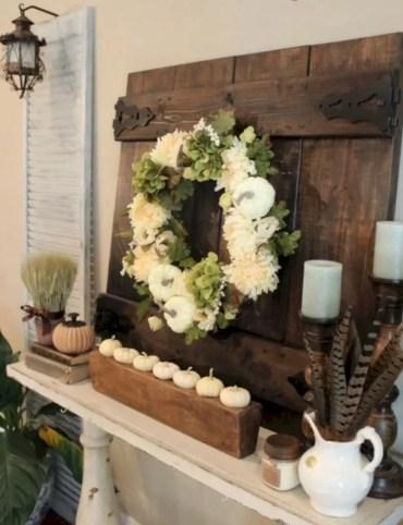 Beautiful farmhouse decor ideas for summer 03
