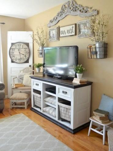 Beautiful farmhouse decor ideas for summer 04