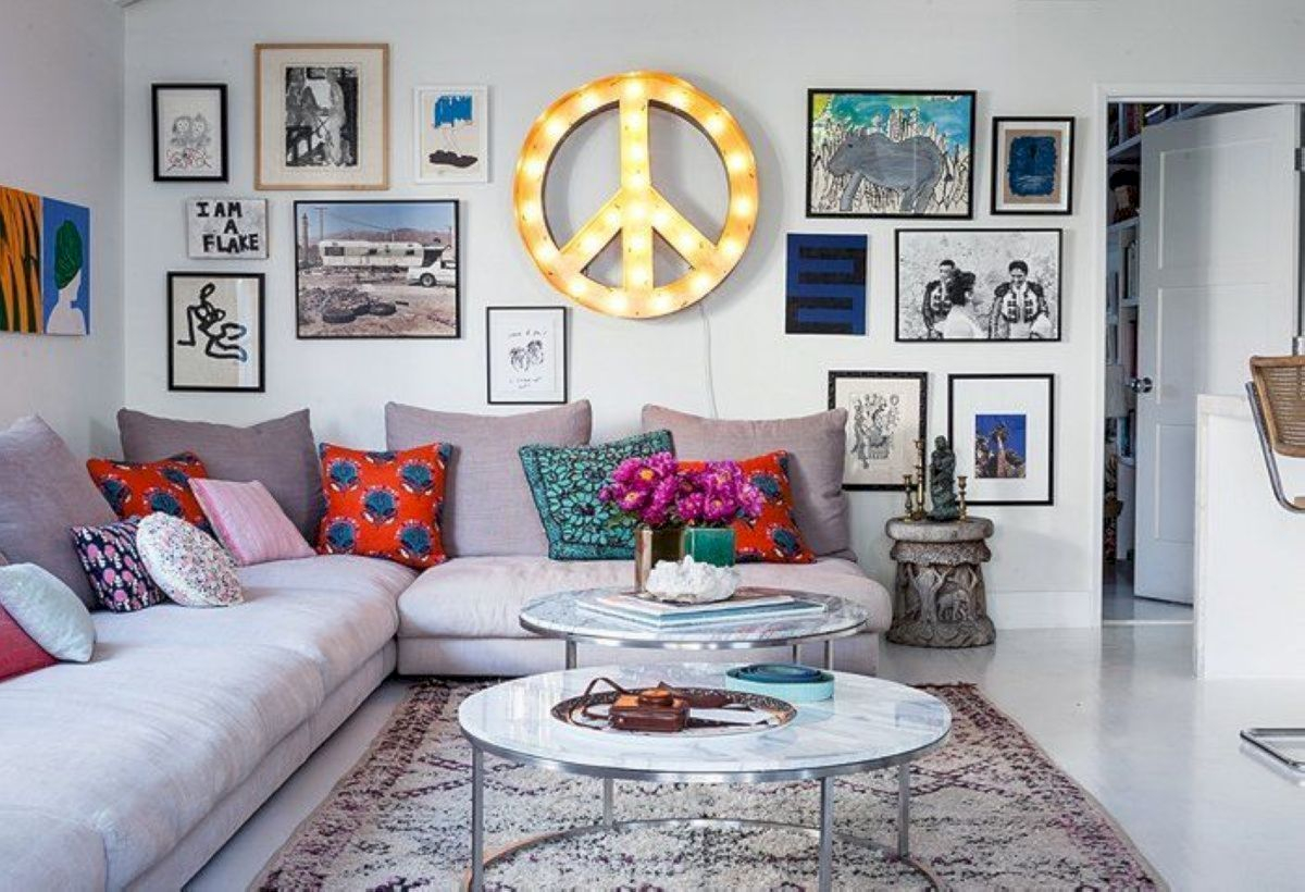 Beautiful modern style to upgrade your living room 10