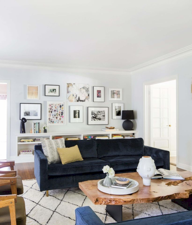 Beautiful modern style to upgrade your living room 20