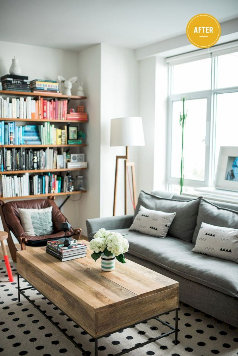 Beautiful modern style to upgrade your living room 22