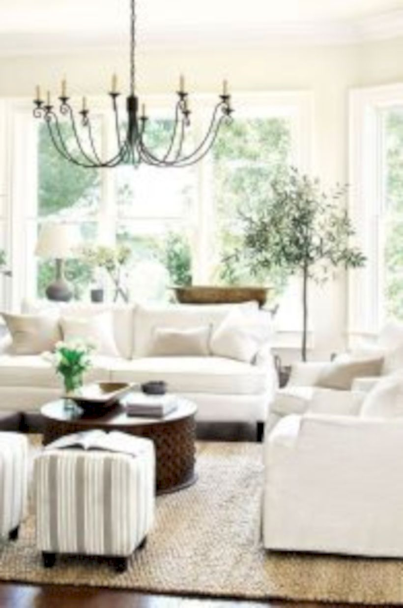 Beautiful modern style to upgrade your living room 52