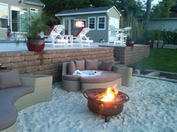 Best fire pit ideas for your backyard 04