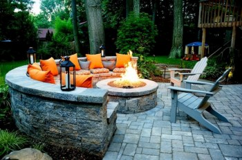 Best fire pit ideas for your backyard 16