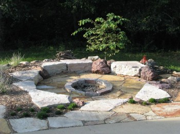 Best fire pit ideas for your backyard 37