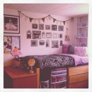 Creative dorm decoration ideas for your bedroom 44