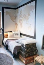 Creative dorm decoration ideas for your bedroom 46