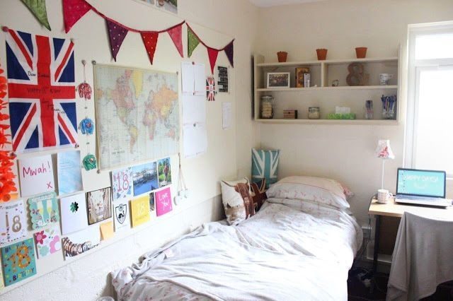 57 Creative Dorm Decoration Ideas for Your Bedroom