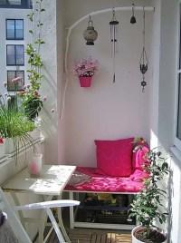 Creative small balcony design ideas for spring 05