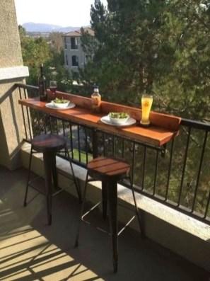 Creative small balcony design ideas for spring 24