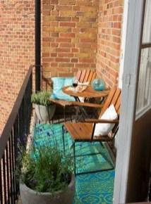 Creative small balcony design ideas for spring 29
