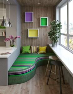 Creative small balcony design ideas for spring 37