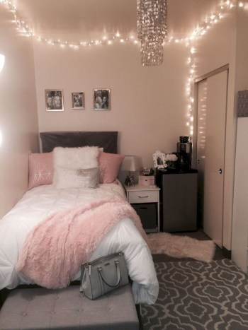 Cute girls bedroom ideas for small rooms 18