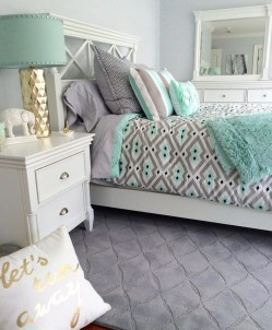Cute girls bedroom ideas for small rooms 30
