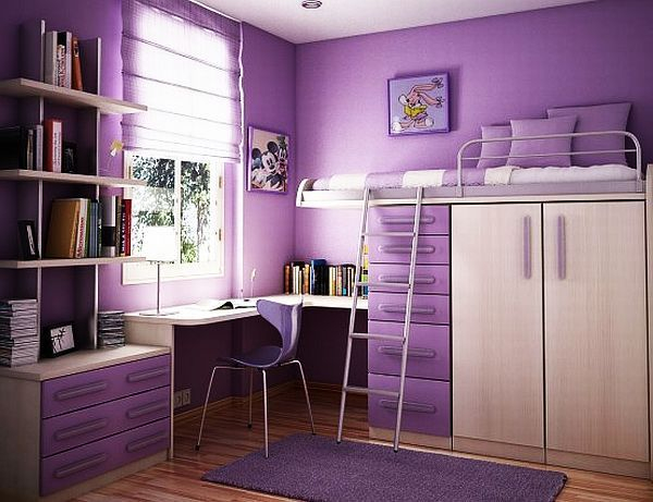 Cute girls bedroom ideas for small rooms 32