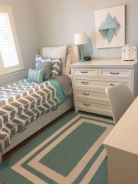 Cute girls bedroom ideas for small rooms 39