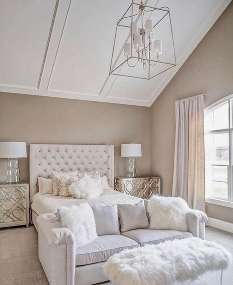 Extremely cozy master bedroom ideas 33