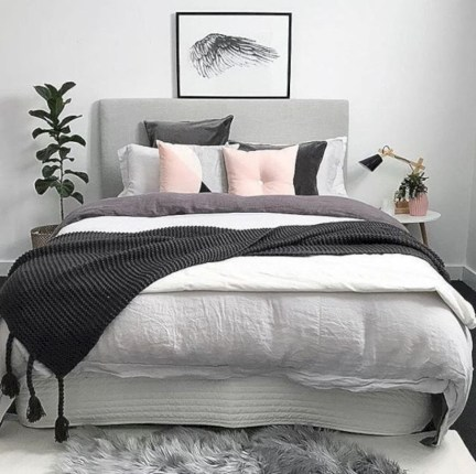 Extremely cozy master bedroom ideas 53