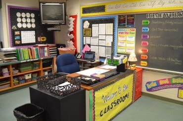 Gorgeous classroom design ideas for back to school 17