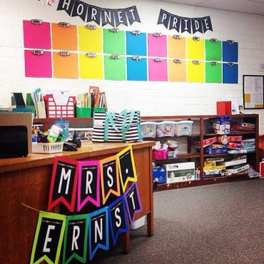 Gorgeous classroom design ideas for back to school 23