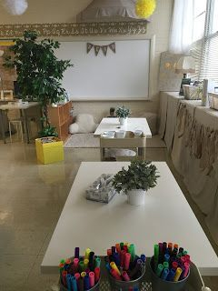Gorgeous classroom design ideas for back to school 34