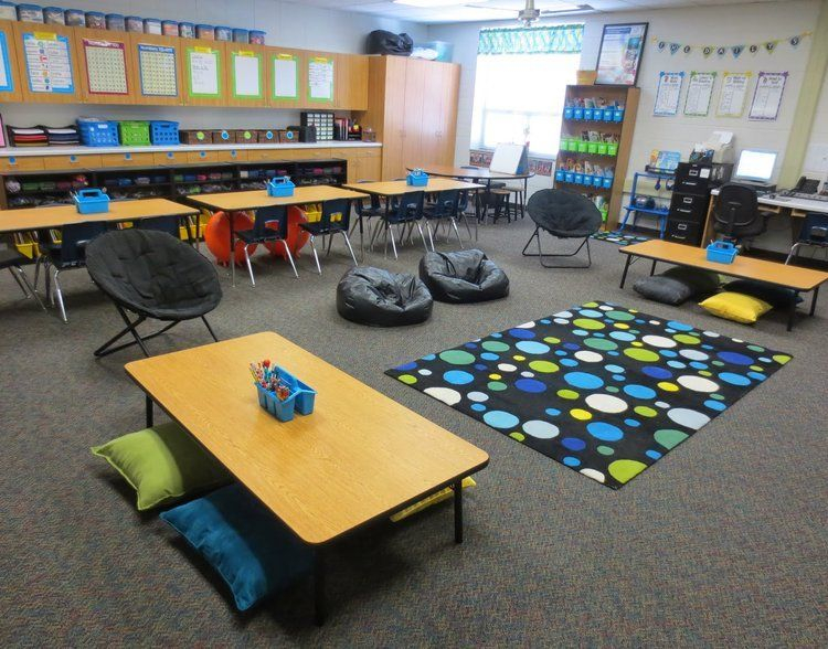 Gorgeous classroom design ideas for back to school 35