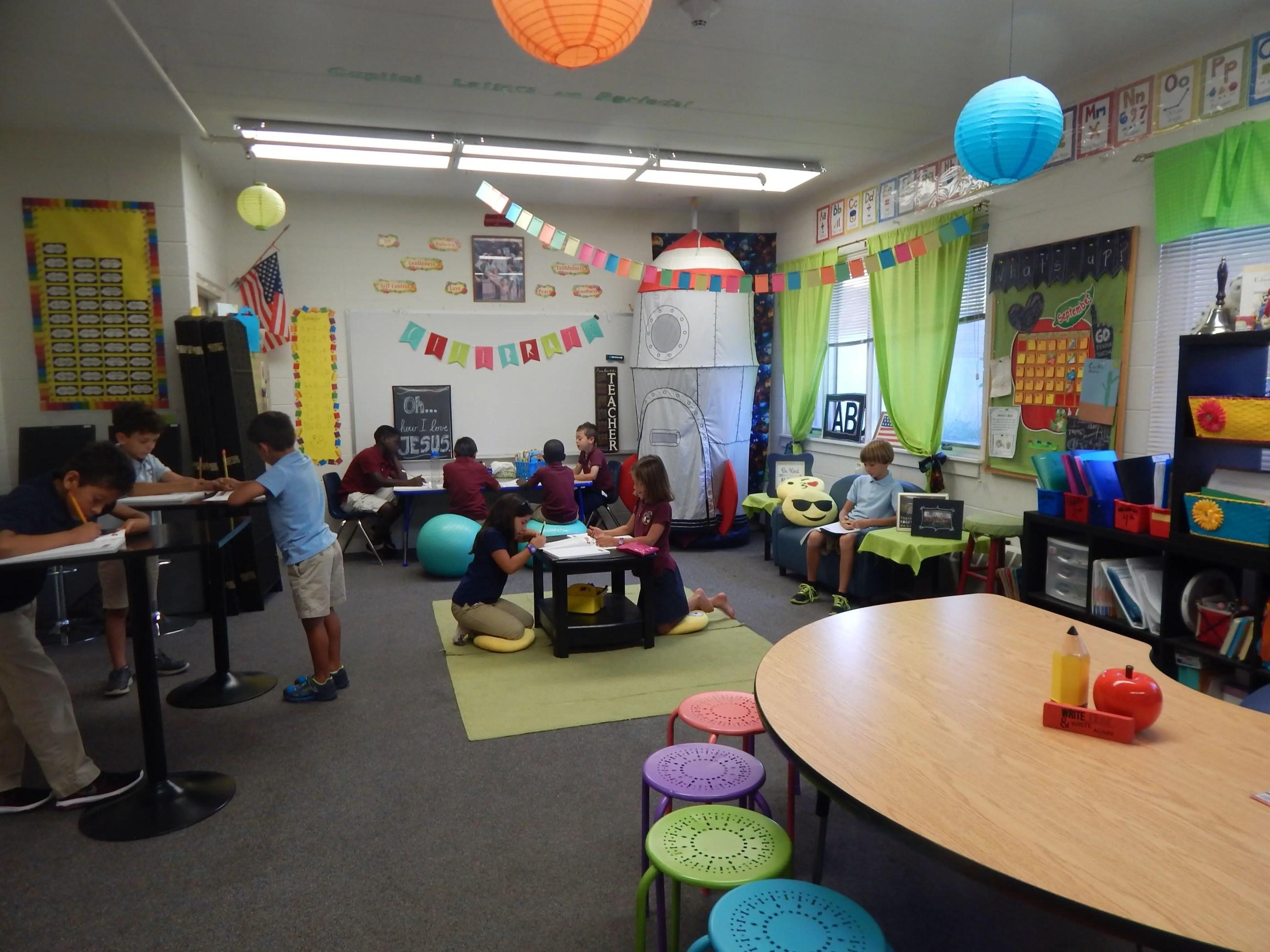 60 Gorgeous Classroom Design Ideas For Back To School Matchness Com