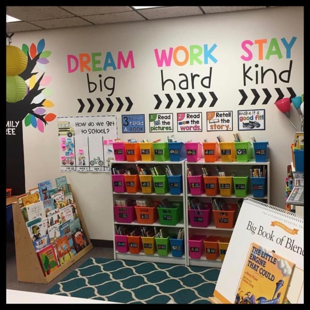 Gorgeous classroom design ideas for back to school 38