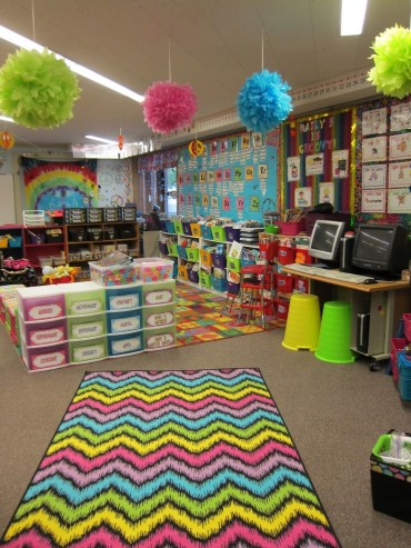 Gorgeous classroom design ideas for back to school 47