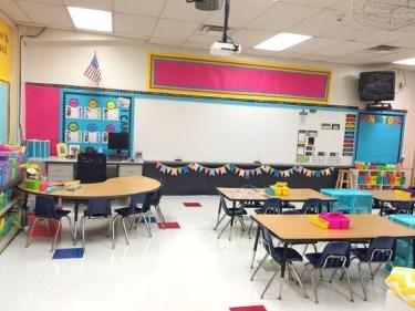 Gorgeous classroom design ideas for back to school 49